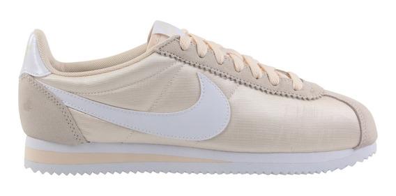 Tenis Nike Classic Cortez Nylon Dama + Envío Gratis + Msi
