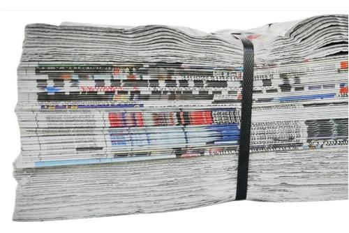 Papel Periódico Reciclado X 30 Kg - Limpio Sano