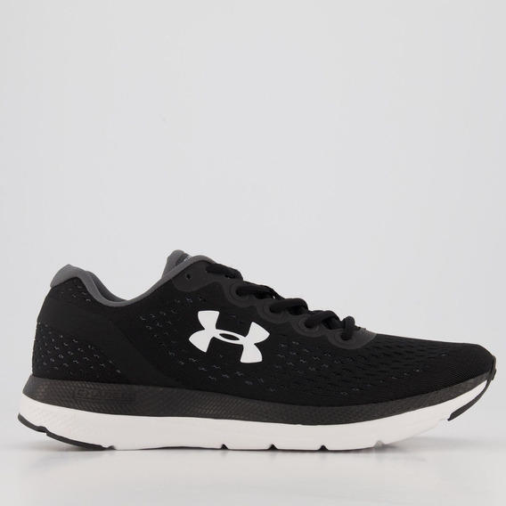 Tênis Under Armour Charged Impulse Preto