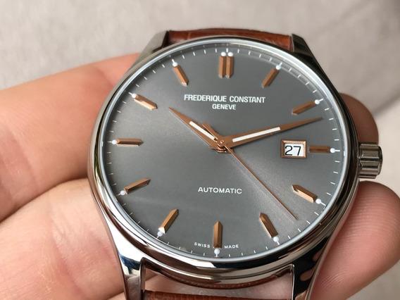 Relógio Frederique Constant Classics E-strap Automatic Fc-303lgr5b6