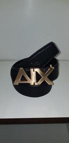 a404315858ac Cinturon Armani Exchange - Vestuario y Calzado en Mercado Libre Chile