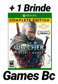 The Witcher 3 Complete Editiion (jogue Online) + 1 Brinde