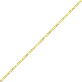 Corrente Ouro 18k Piastrine 1,6g45 Cm