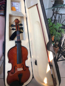 Violino Elite 4/4 - Com Estojo, Arco, Afinador Digital