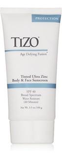 Tizo Ultra Zinc Body Protector Solar Facial Te
