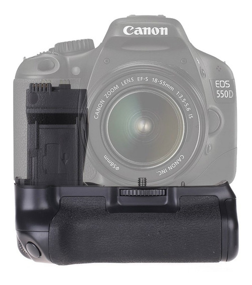 Battery Grip Para Camera Canon T2i T3i T4i T5i 550d Eos