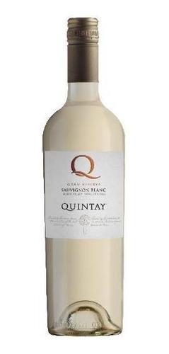 6 Quintay Q Gran Reserva Sauvignon Blanc Ref.retail$59.940