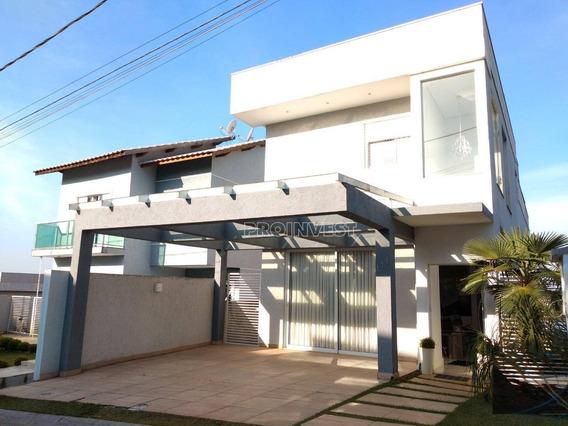 Casa Na Granja Viana Terras De São Fernando - Exclusivo - Ca16635