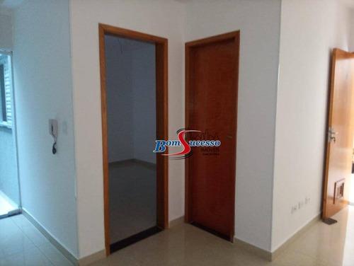 Apartamento Com 1 Dormitório À Venda, 33 M² Por R$ 220.000 - Vila Formosa - São Paulo/sp - Ap3066
