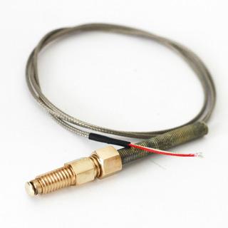 Termocupla Para Inyectora Plastica 3/8 Tipo J Long 1 Mt