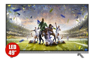 Tv Hyundai 49 Pulgadas 4k Smart Tv- 4 Parlantes Incorporados