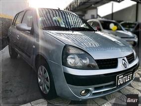 Renault Clio 1.6 Flex Privilege 2005 Completo