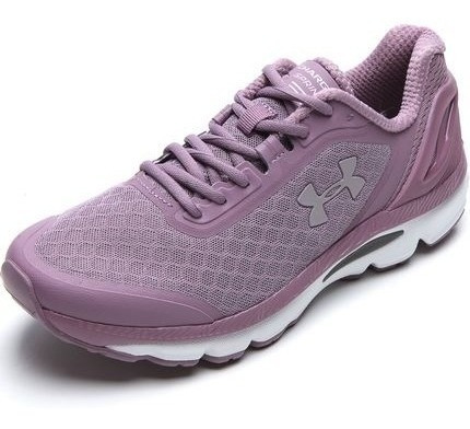 Tênis Under Armour Charged Sprint Roxo Claro - 80911631