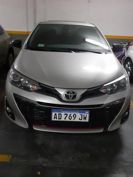 Toyota Yaris 1.5 107cv Cvt