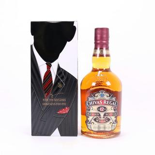 Whisky Chivas Regal Gentlemen + Vaso