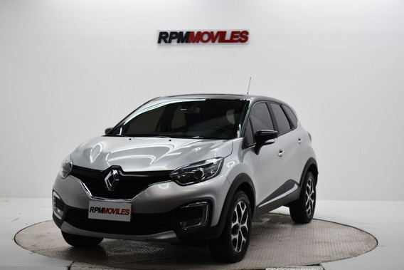 Renault Captur 2.0 Instens Mt 2017 Rpm Moviles