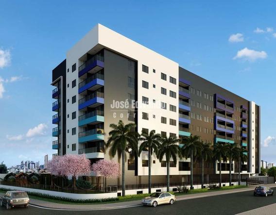 Apartamento Com 2 Dorms, Jardim Oceania, João Pessoa - R$ 340 Mil, Cod: 18 - V18