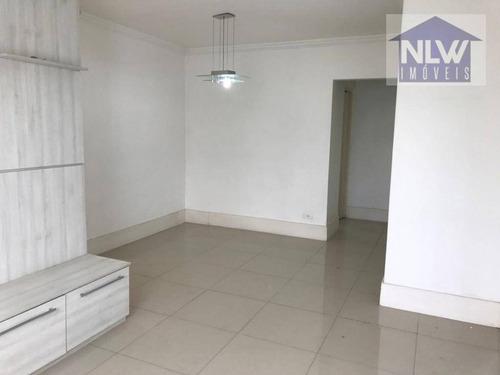 Apartamento Com 3 Dormitórios À Venda, 85 M² Por R$ 780.000,00 - Vila Leopoldina - São Paulo/sp - Ap3550