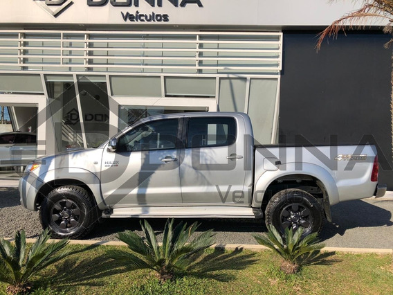 Toyota Hilux - 2008 / 2008 3.0 Srv 4x4 Cd 16v Turbo Intercoo