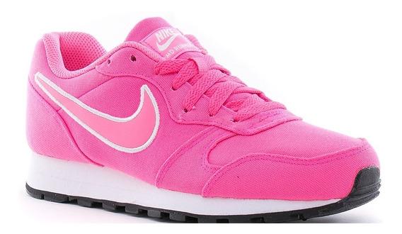 Zapatilla Nike Md Runner 2 Se Laser Pink- Mujer