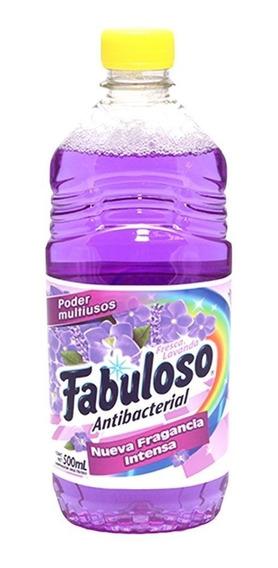 Limp Fabuloso Lavanda 500ml