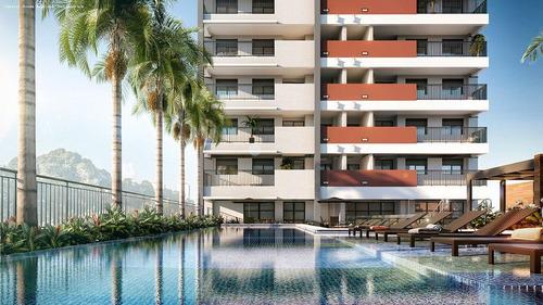 Apartamento Para Venda Em São Paulo, Barra Funda, 2 Dormitórios, 2 Suítes, 4 Banheiros, 2 Vagas - Cap3213_1-1438195