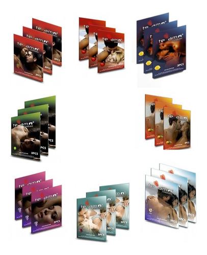 24 Preservativos Condones Te Amo. P - Unidad a $312
