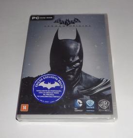 Batman: Arkham Origins Original Lacrado Mídia Física Pc