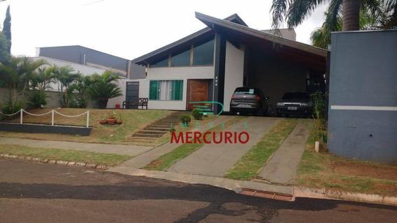 Casa Com 3 Dormitórios À Venda, 296 M² Por R$ 920.000 - Condomínio Residencial Primavera - Piratininga/sp - Ca2864