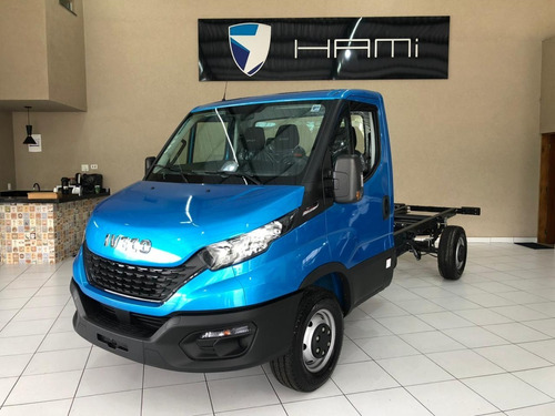 Iveco Daily 35150 2021 0km Chassi 35s14 30s13