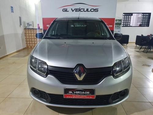 Imagem 1 de 8 de Renault Sandero 1.0 Authentique 2019
