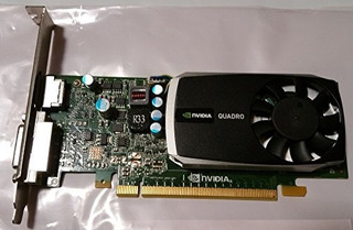 Nvidia Quadro 600 1gb Ddr3 Pci E X16 Tarjeta De Vídeo Dell 5