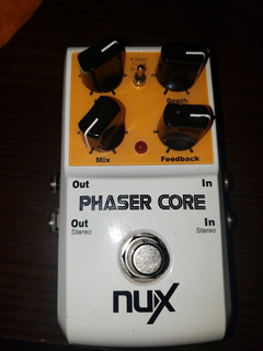 Pedal Phaser Core Nux