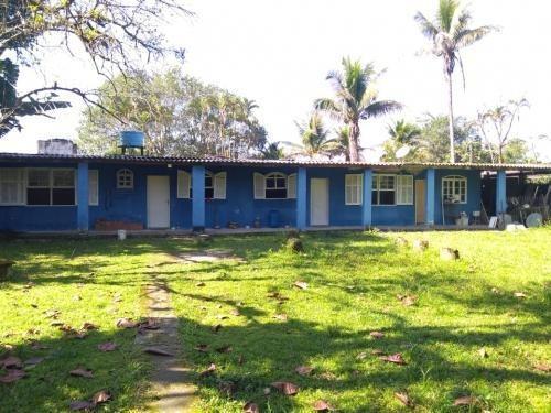 Chácara Na Praia Com 4 Dorm 2 Suítes E Área De 6000m² 6011