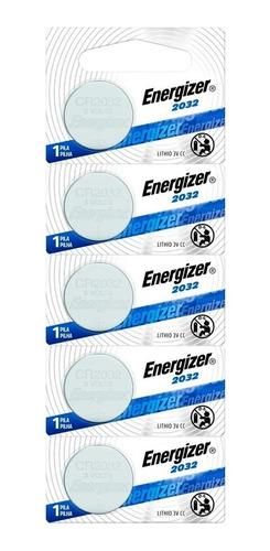 Pila Energizer Auditiva 2032 X 5 Unidades