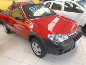 Fiat Strada 1.4 Mpi Fire Cs 8v 2012 - Santa Paula Veículos