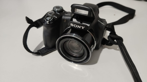 Câmera Sony Cyber Shot Semi Profissional Modelo Dsc Hx1