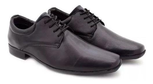 Sapato Masculino Couro Laroche 2603pto
