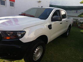 Impecable Ford Ranger 2.5 Versión Xl Cabina Doble T. Manual