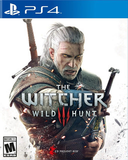 The Witcher 3 Wild Hunt - Ps4 - Juego Fisico - Megagames