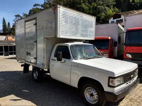 Gm Chevrolet D20 Baú 1985 Diesel Perkins