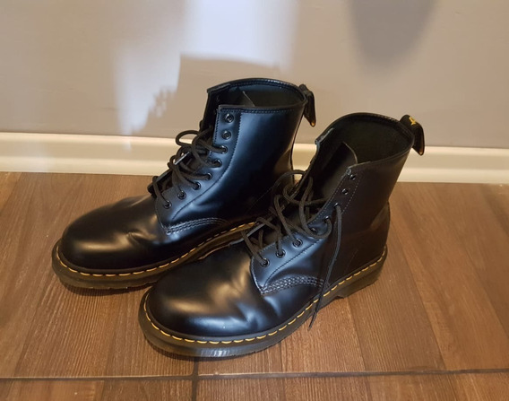 Borcegos Dr Martens Smooth Negros Talle 43 0km