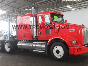 Tractocamion Kenworth T800 2011 100% Mex. #2923