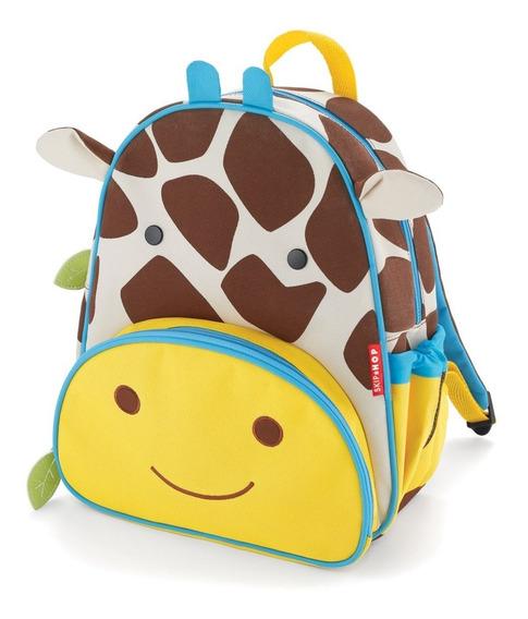 Mochila Skip Hop Girafa Zoo - 100% Original - Frete Grátis