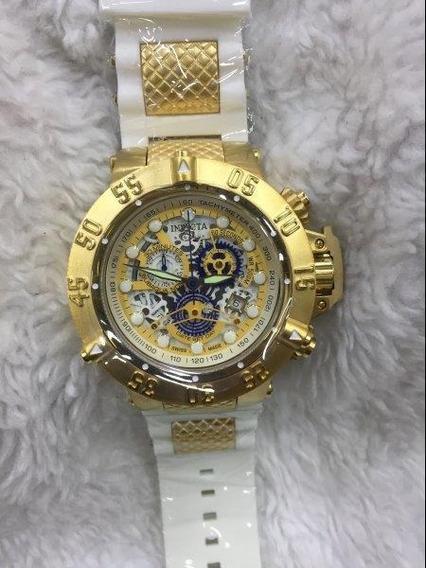 Relógio Invicta Subaqua Skeleton Promoção 400