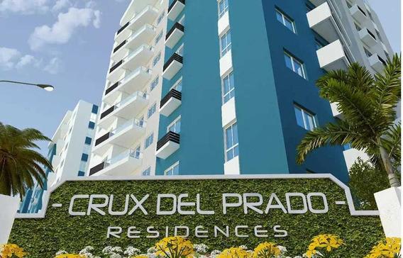 Super Residencial Crux Del Prado En La Jacobo Majluta.