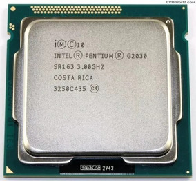 Processador Intel Pentium G2030 3.0ghz 3mb Lga 1155
