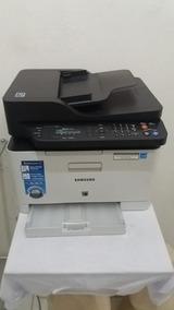 Impressora Samsung C480fw A Laser Colorida Multi Funcional