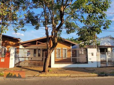 Casa Com 4 Dormitórios Para Alugar, 280 M² Por R$ 4.500/mês - Barão Geraldo - Campinas/sp - Ca0033
