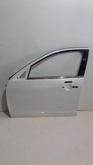 Porta Dianteira Esquerda Fusion Com Furo Teclado 06 A 2012